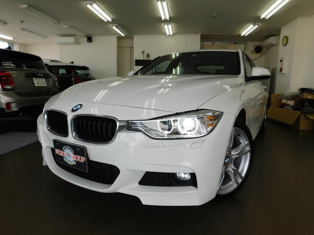 BMW 320i xDrive Mスポーツ 社外TVチューナー