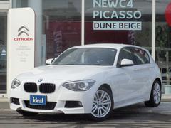 BMW116i Mスポーツ 純正HDDナビ キセノン スマートキー