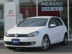 VW ゴルフTSIコンフォートライン 純正フルセグナビ ETC
