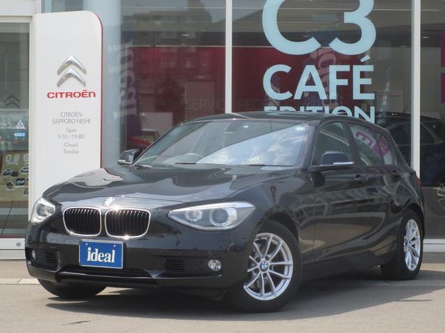 BMW 120i 電動シート 純正HDDナビ キセノン ETC