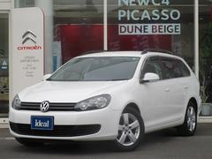 VW ゴルフヴァリアントTSIトレンドラインプレミアムED フルセグナビ ETC