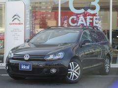 VW ゴルフヴァリアントTSI コンフォートライン フルセグナビ キセノン