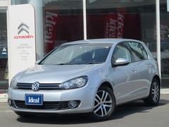 VW ゴルフTSIコンフォートライン フルセグナビ 純正16AW ETC