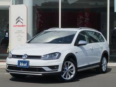 VW ゴルフオールトラックTSI 4モーション フルセグナビ キセノン 衝突軽減