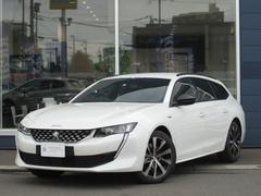 プジョー 508SW GTライン 当社試乗車 新車保証継承 ナビ LED