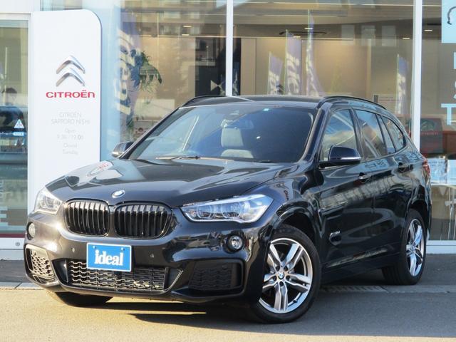 BMW xDrive 18d Mスポーツ 純正ナビ LEDライト