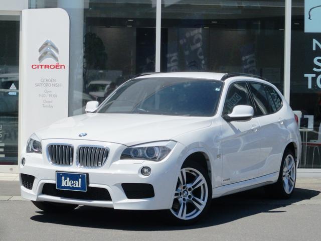 BMW xDrive 28i Mスポーツ 電動黒革 ナビ キセノン