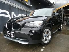 BMW X1xDrive 20iHDDナビBモニター HID 記録簿