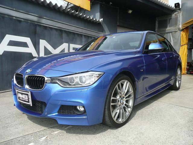BMW Mスポーツディーゼル純正ナビBカメラコンフォートアクセス