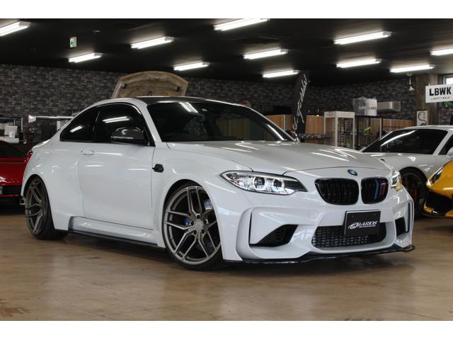 BMW M2 ベースグレード マクストンデザインボディキット取付け日本一号車
