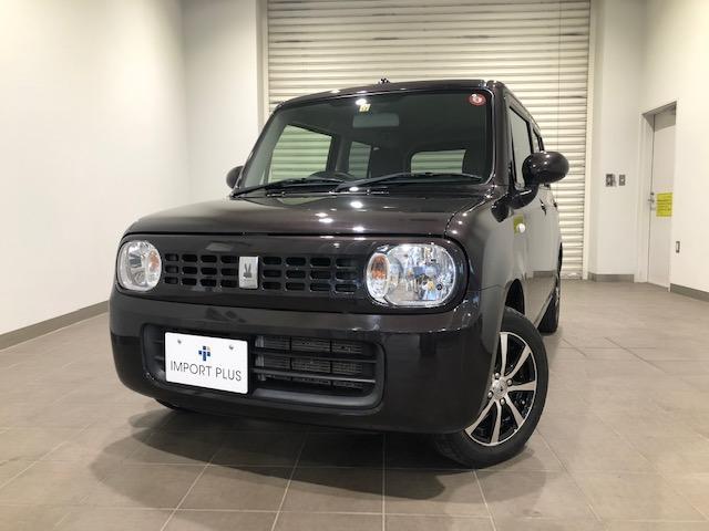 スズキ G 4WD シートヒーター/スマートキー/プッシュスタート