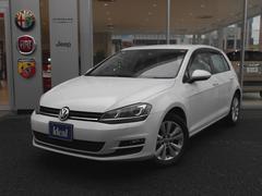VW ゴルフTSIコンフォートラインブルーモーションテクノロジー ナビ