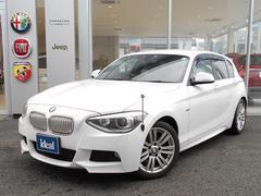 BMW116i Mスポーツ 地デジナビ キセノン バックカメラ