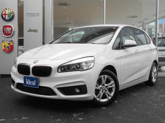 BMW 218iアクティブツアラー HDDナビ LEDヘッドライト