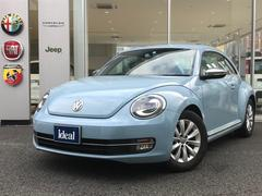 VW ザ・ビートルデザイン 1オーナー キセノン 純正17インチアルミホイール