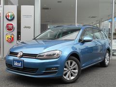 VW ゴルフヴァリアントTSIコンフォートラインBMT HDDナビ キセノン ETC