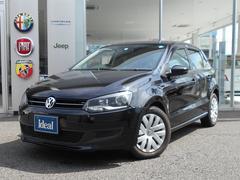 VW ポロTSIコンフォートライン ブルーモーションテクノロジー ナビ