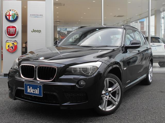 BMW X1 xDrive 28i Mスポーツ 1オーナー ナビ キセノン