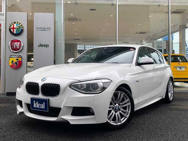 BMW 116i Mスポーツ キセノン アイドリングS クルコン