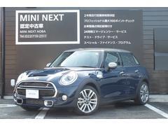 MINIクーパーSD 限定車 SEVEN 5 DOOR 弊社デモカー