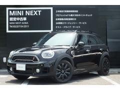 MINIクーパーS クロスオーバー限定車ブラックヒース250台限定車