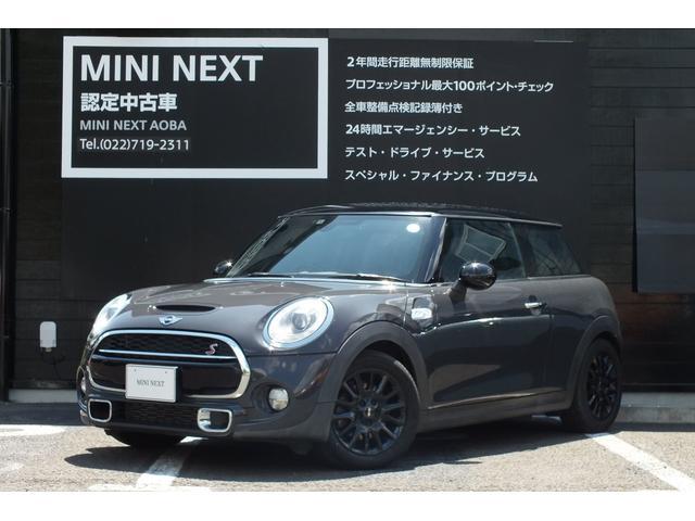MINI クーパーS マニュアル車