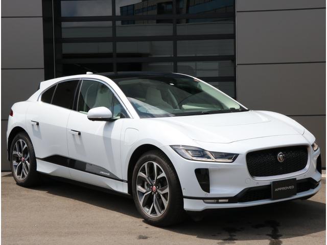 ジャガー HSE 弊社下取ワンオーナー車・内外装きれい・低年式・低走行・メーーカーオプション多数あり・ジャガー初EV完全電気自動車・フル充電で350Km巡行可能