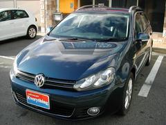VW ゴルフヴァリアントTSIコンフォートラインプレミアムエディション