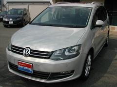 VW シャランTSI ハイライン サンルーフ