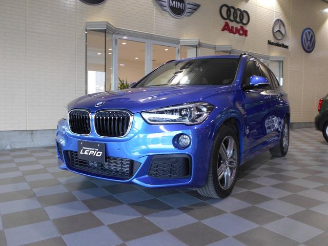 BMW xDrive 18d Mスポーツ 4WD ダブルエアコン