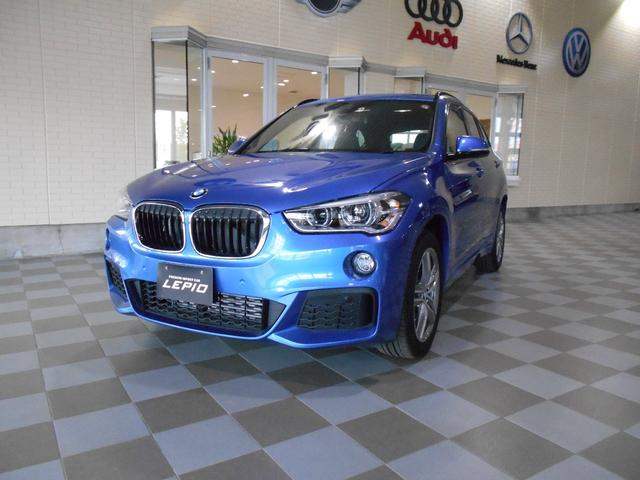 BMW xDrive 18d Mスポーツ 4WD ディーゼル車