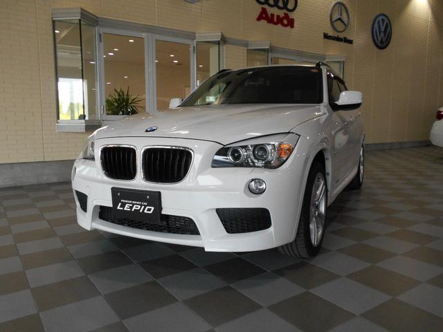 BMW xDrive 20i Mスポーツ 4WD HID