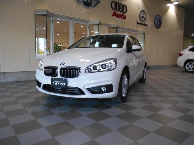 BMW 218d xDriveアクティブツアラーラグジュアリ