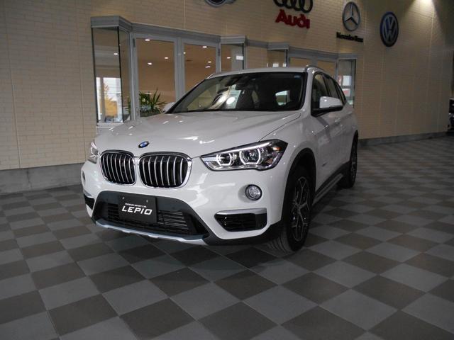 BMW xDrive 18d xライン 4WD