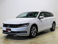 VW パサートヴァリアントTSIハイライン 純正ナビTV LEDヘッドライト