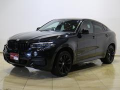 BMW X6xDrive 35i Mスポーツ SR LED 純正20AW