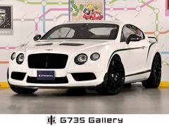 ベントレー コンチネンタルGT3−R ブラック/グリーンレザー 世界限定300台