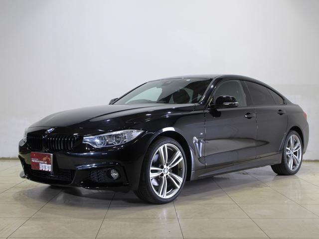 BMW 420iグランクーペ Mスポーツ 純正ナビTV リアカメラ