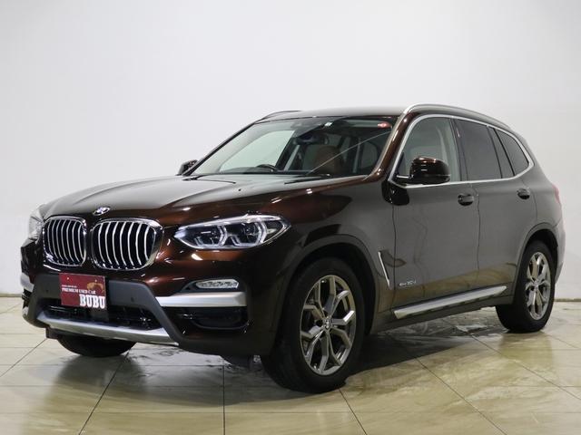 BMW xDrive 20d Xライン・レザー・純正ナビTV