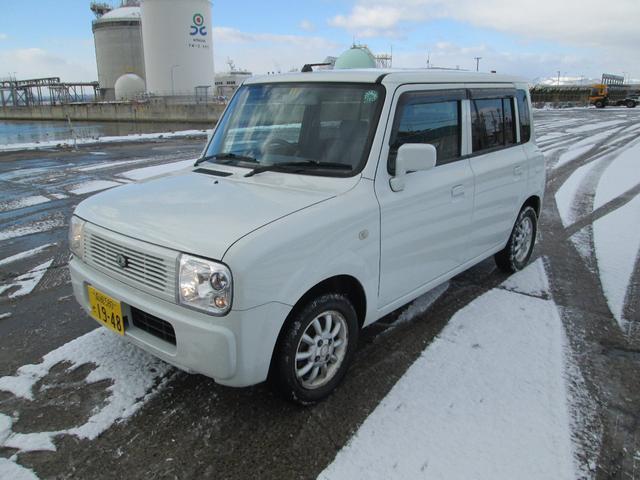スズキ X4WD