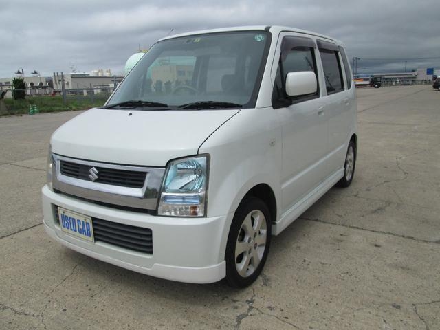 スズキ FX-Sリミテッド4WD キーレス CD シートヒーター