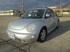 VW ニュービートルプラス 本革シート 16インチアルミ サンルーフ 右ハンドル