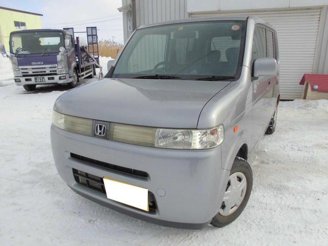ホンダ ベースグレード 4WD Wエアバック CD フル装備
