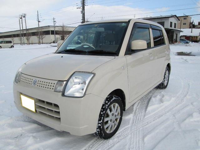 スズキ G 4WD キーレス Wエアバック エアコン パワステ