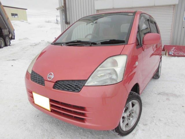 日産 C 4WD シートヒーター CD ベンチシート キーレス
