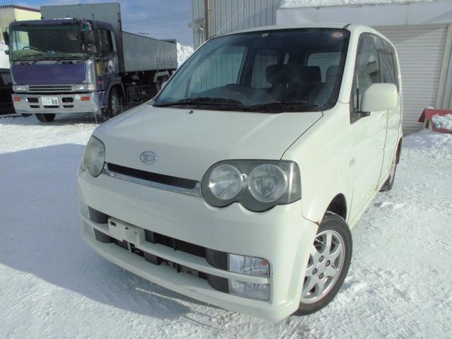 ダイハツ Xリミテッド 4WD キーレス CD 寒冷地仕様 アルミ