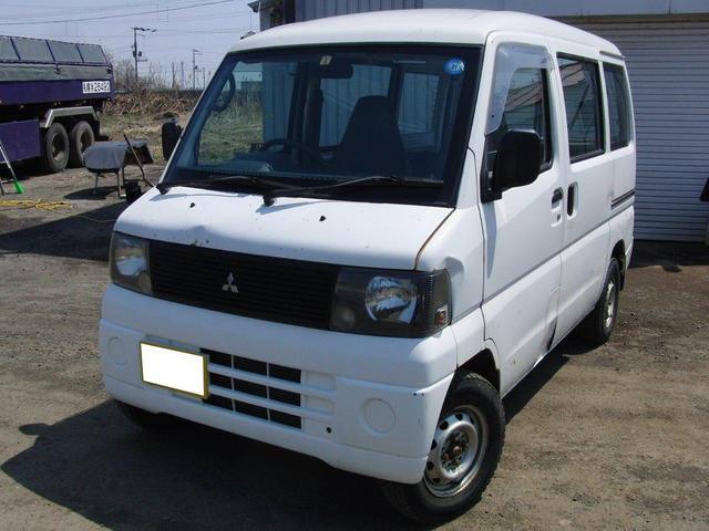 三菱 CD 4WD