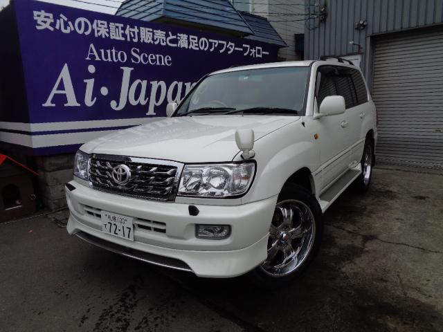 トヨタ ランドクルーザー100 VXリミテッド 4WD