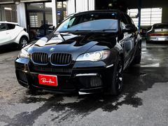 BMW X6 Mレッドレザー・3Dデザイン車高調