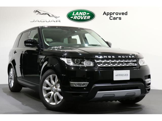 HSE LANDROVER APPROVED 認定中古車